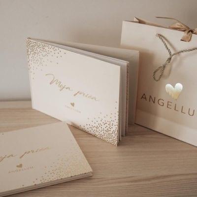 Moja Priča za dečke – Angellum Premium (knjiga&vrećica)