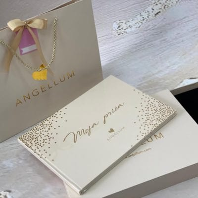 Moja Priča za dečke – Angellum Exclusive Edition (knjiga&kutija&vrećica)