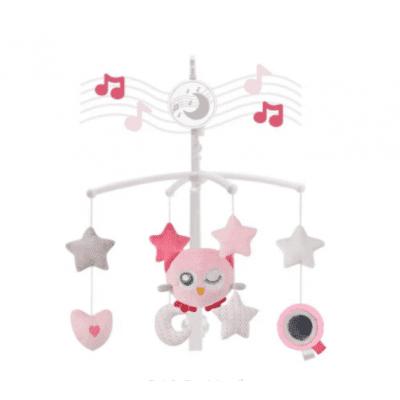 Glazbeni vrtuljak sovica
