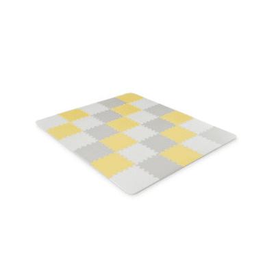 Kinderkraft LUNO puzzle – žuta