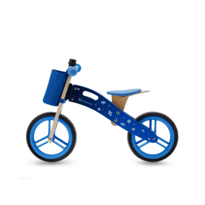 Balans bicikl bez pedala Kinderkraft RUNNER GALAXY, plava