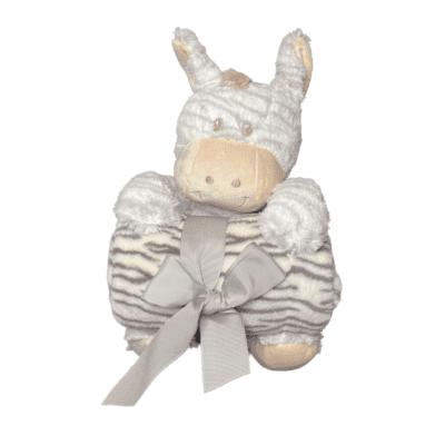 """Dekica s igračkom """"Zebra"""""""