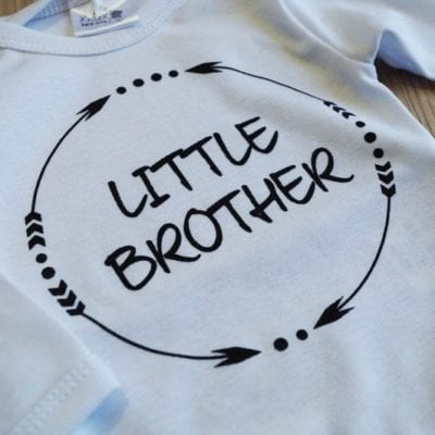 Body Little Brother – dugi rukav