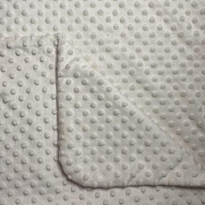 Minky dekica – Prljavo bijela