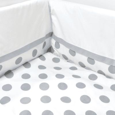 Posteljina Točka – bijela