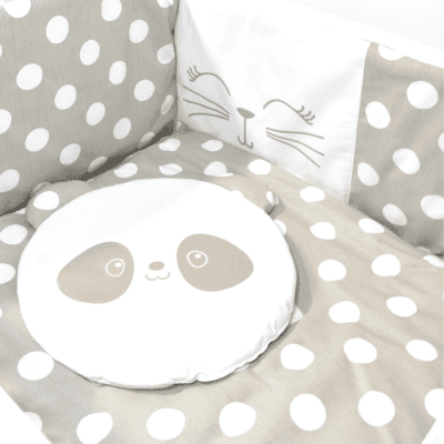 Posteljina Good Night – krem
