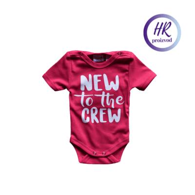 Body New To The Crew – ciklama