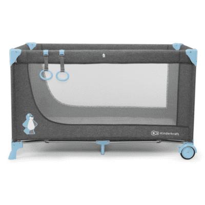 Putni krevetić Kinderkraft JOY, boja plava