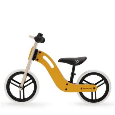 Balans bicikl bez pedala KinderKraft UNIQ, boja Honey