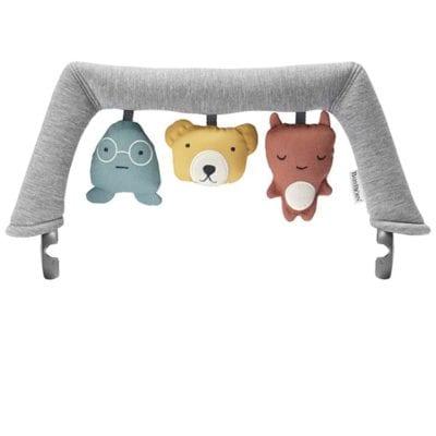 BabyBjörn igračka za ležaljku – soft friends