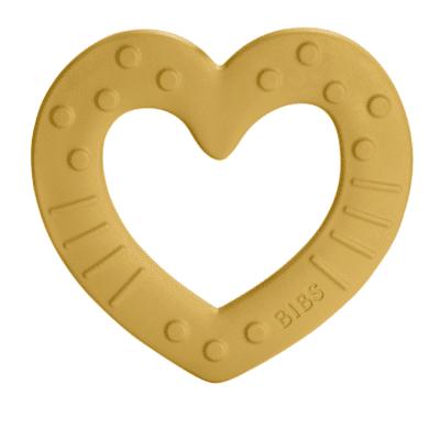 BIBS gricka – Heart Mustard