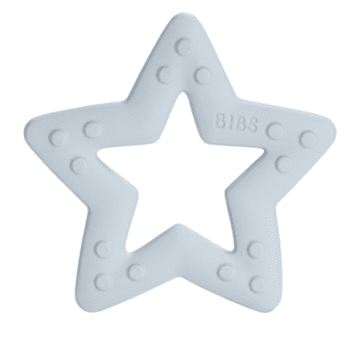 BIBS gricka – Star Baby Blue