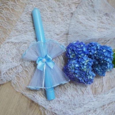 Krsna svijeća – plava