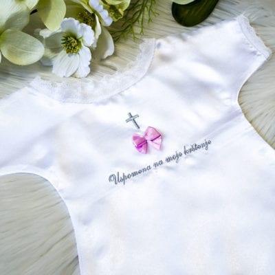 Krsna haljinica štik – roza