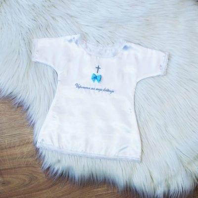 Krsna haljinica štik – plava