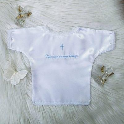 Krsna košuljica štik – plava
