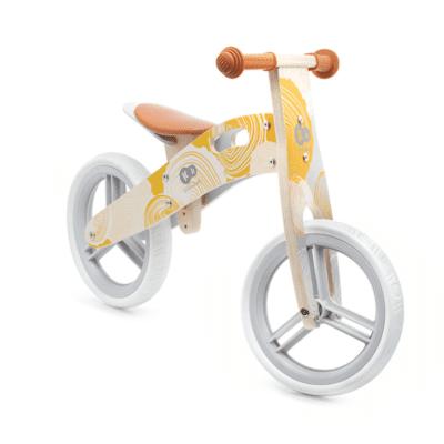 Kinderkraft Balans Bicikl Runner 2021 Nature Yellow