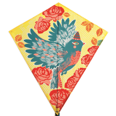 Leteći zmaj rajska ptica