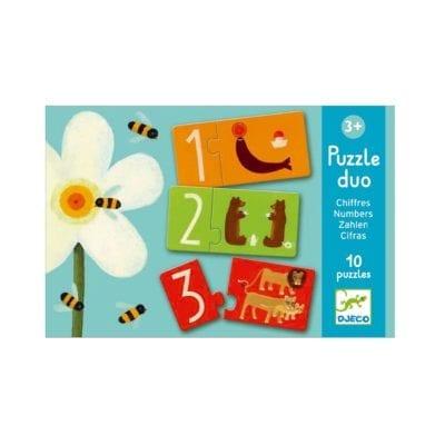 Puzzle duo – brojevi