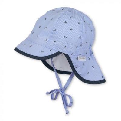 Sterntaler kapa s UV zaštitom 50+ sidra