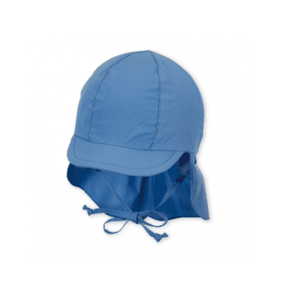 Sterntaler kapa s UV zaštitom 50+ velvet blue