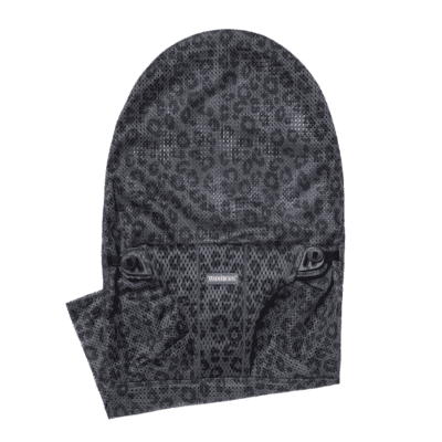 BabyBjörn – dodatna navlaka mesh anthracite/leopard