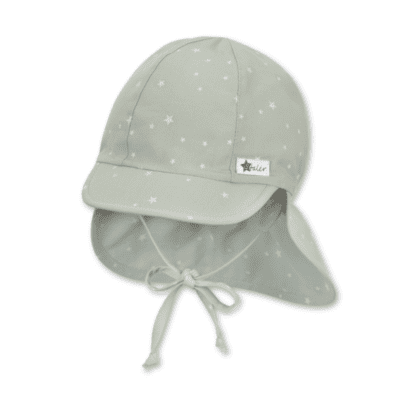 Sterntaler kapa s UV zaštitom zvjezdice mint