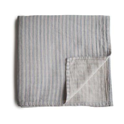 Mushie tetra – Blue Stripe