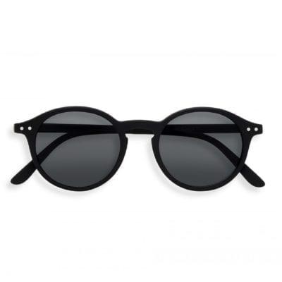IZIPIZI NAOČALE #D SUN Black Soft Grey Lenses