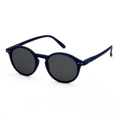 IZIPIZI NAOČALE #D SUN Navy Blue Soft Grey Lenses