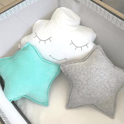 Bambino jastuci – mint