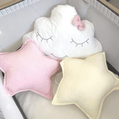 Bambino jastuci – roza